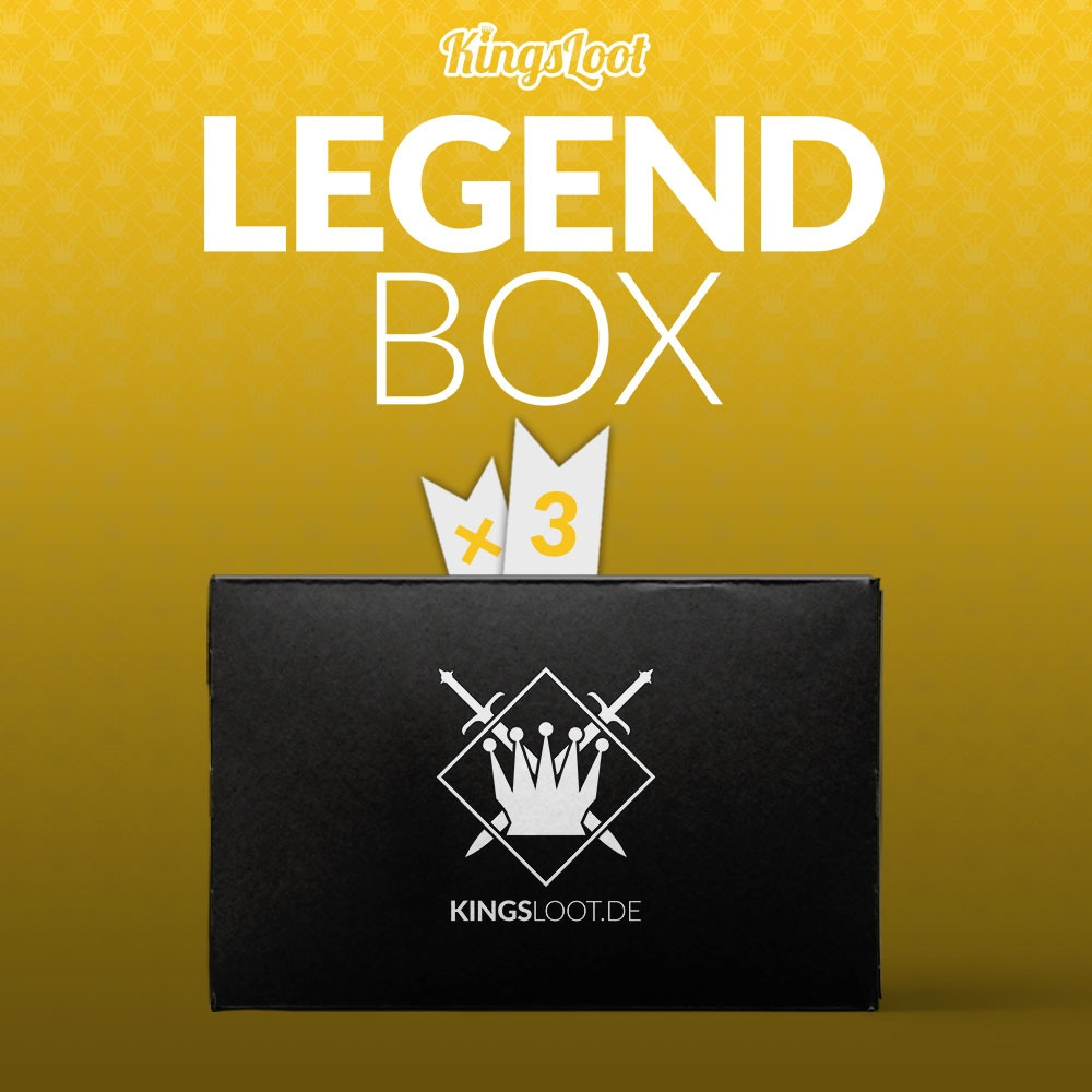 LegendBox 3 Monate