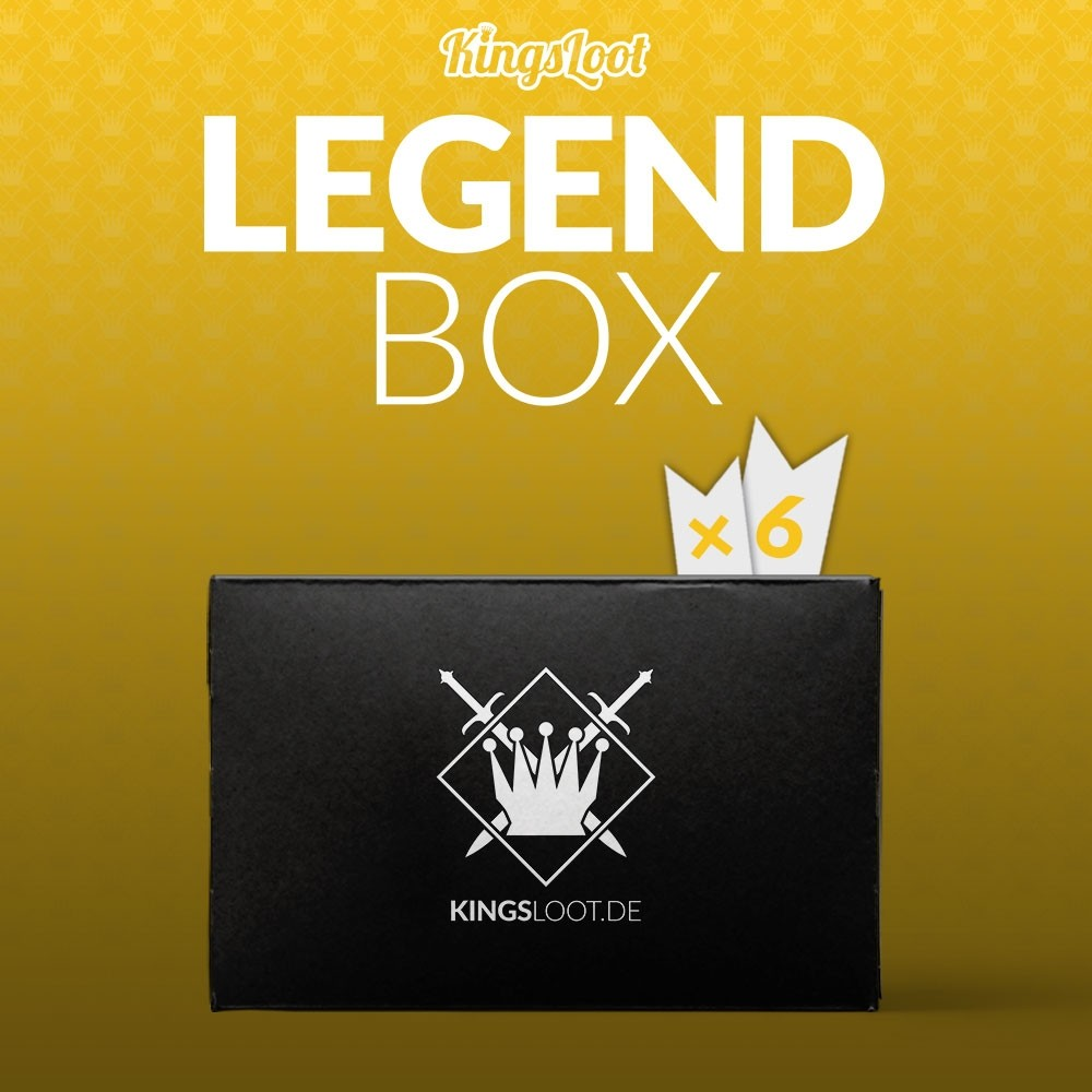 LegendBox 6 Monate
