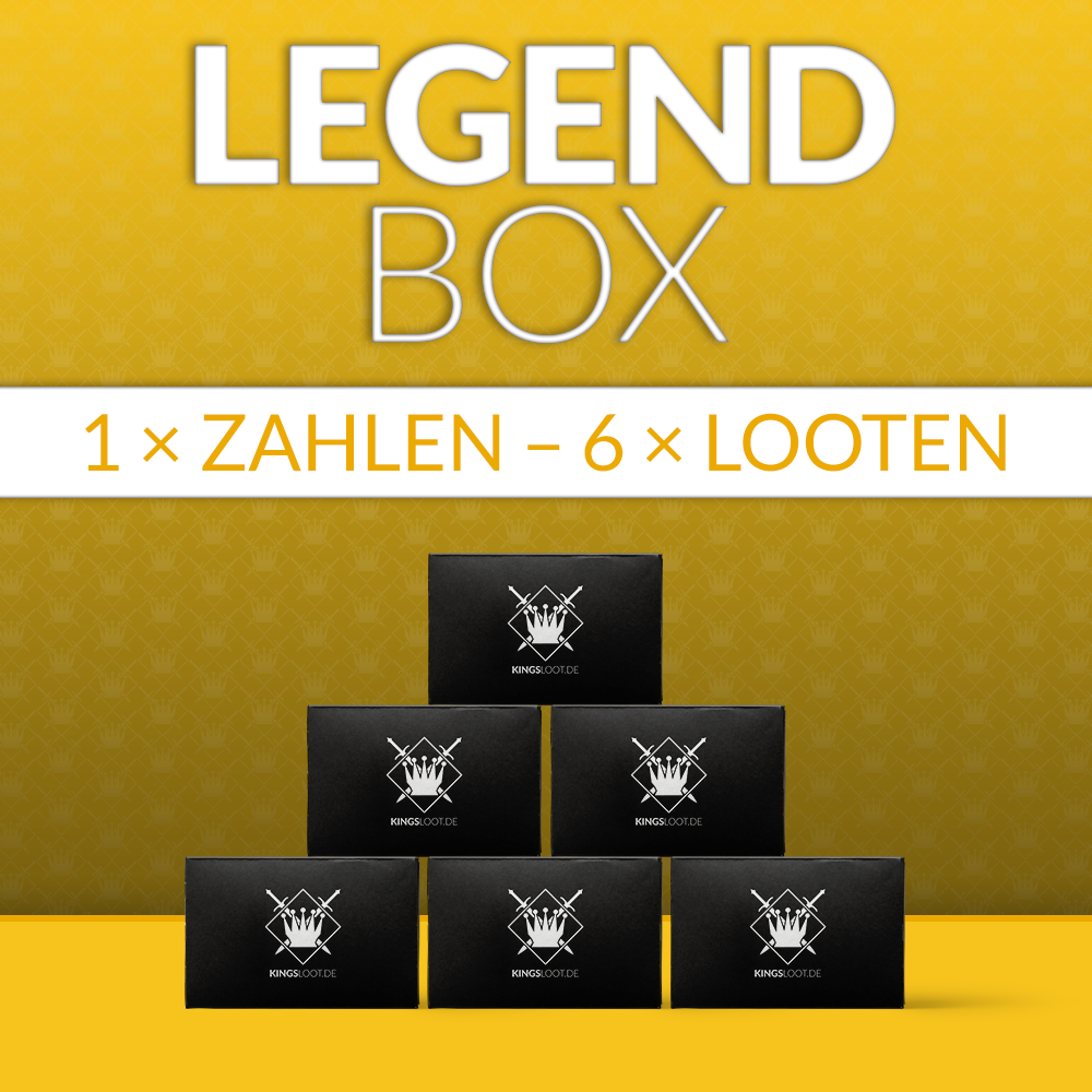 LegendBox komplett für 6 Monate