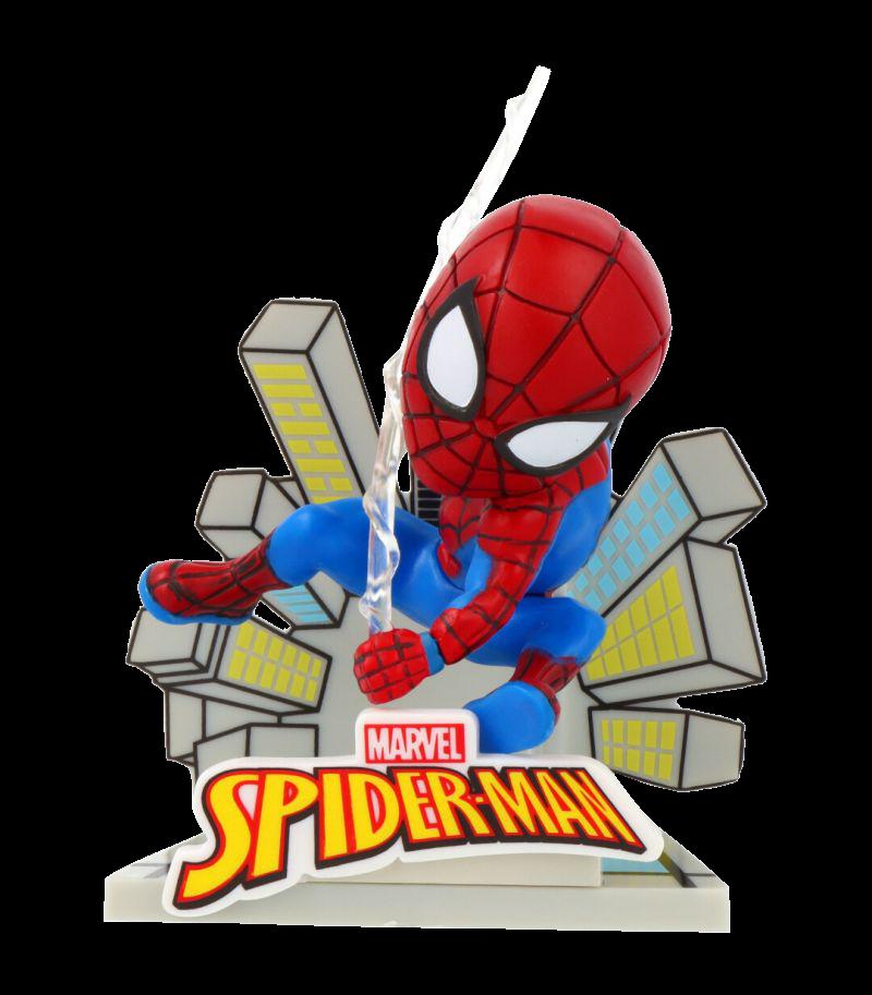 Marvel Comics Mini Egg Attack Figur Spider-Man Peter Parker