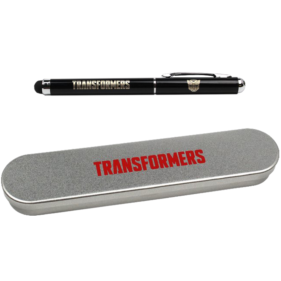 """Transformers"" 4in1 Multifunktions-Stift"