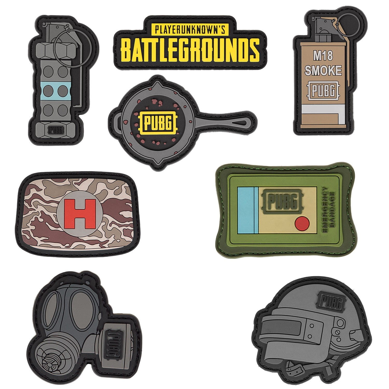 Playerunknown's Battlegrounds (PUBG) Patch Mystery Pack