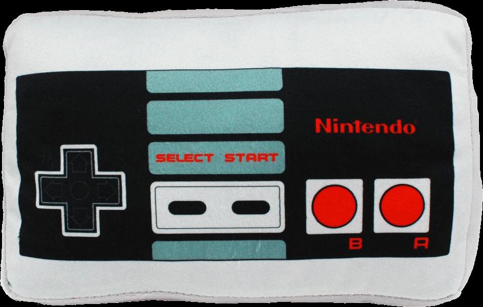 Nintendo NES Controller Kissen