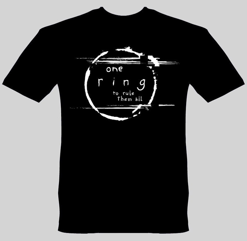 """Ring"" Premium T-Shirt"