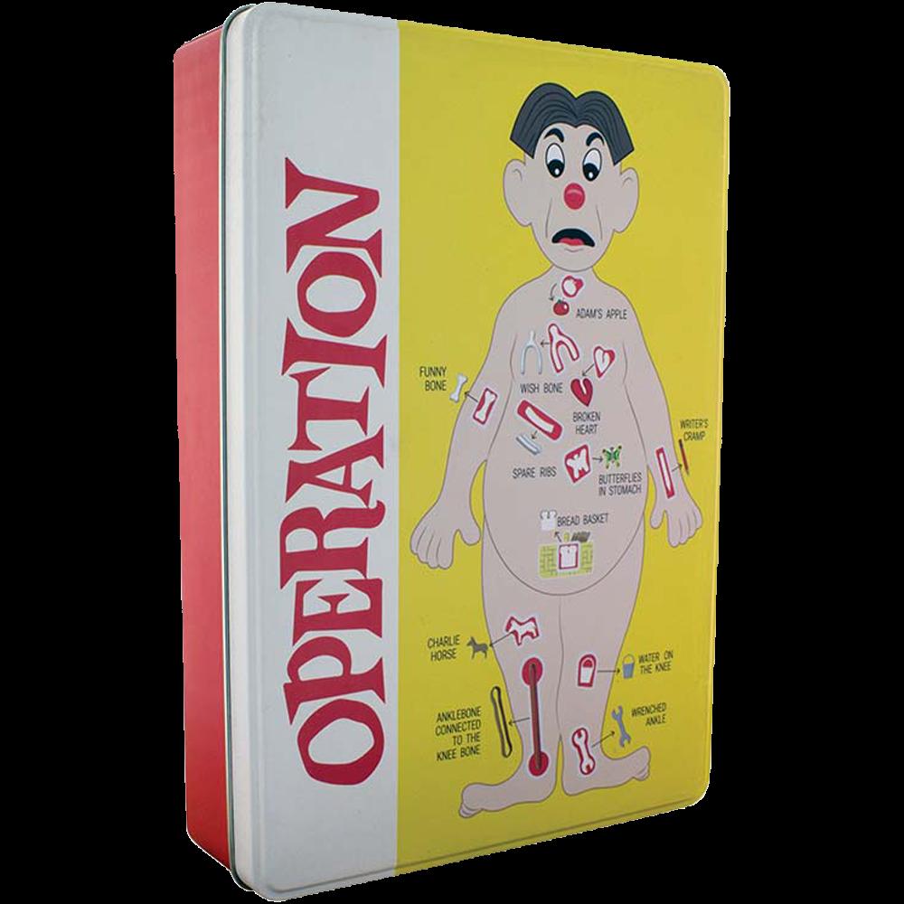 """""""Operation"""" Erste-Hilfe-Blechdose"""