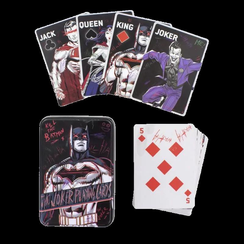 """DC Comics """"The Joker"""" Spielkarten"""
