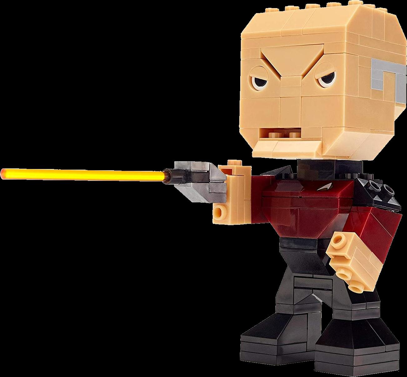 Star Trek Kubros Figur Picard
