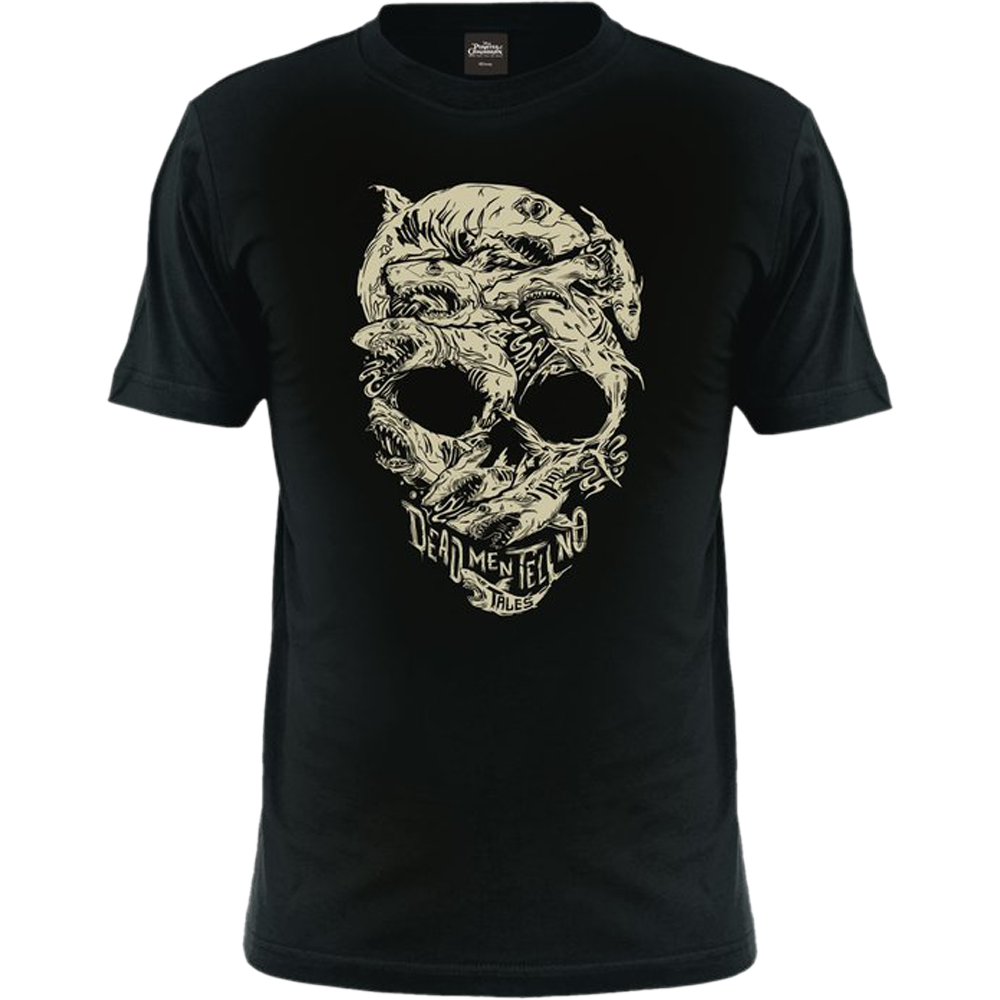 """Dead men tell no tales"" T-Shirt"