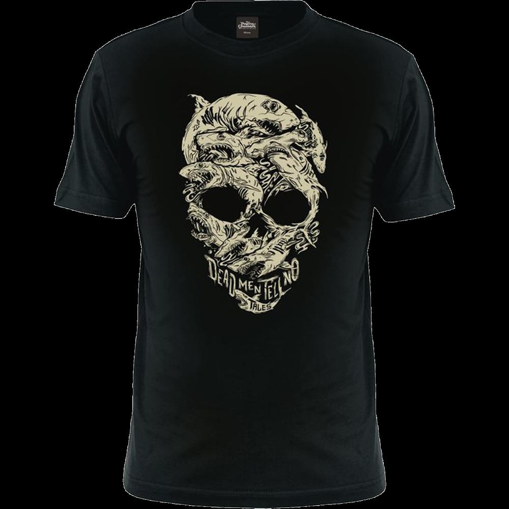 """""""Dead men tell no tales"""" T-Shirt"""