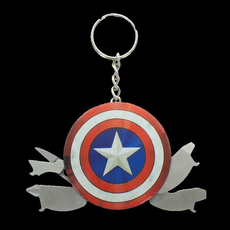 Marvel Avengers: Captain America Multi Tool