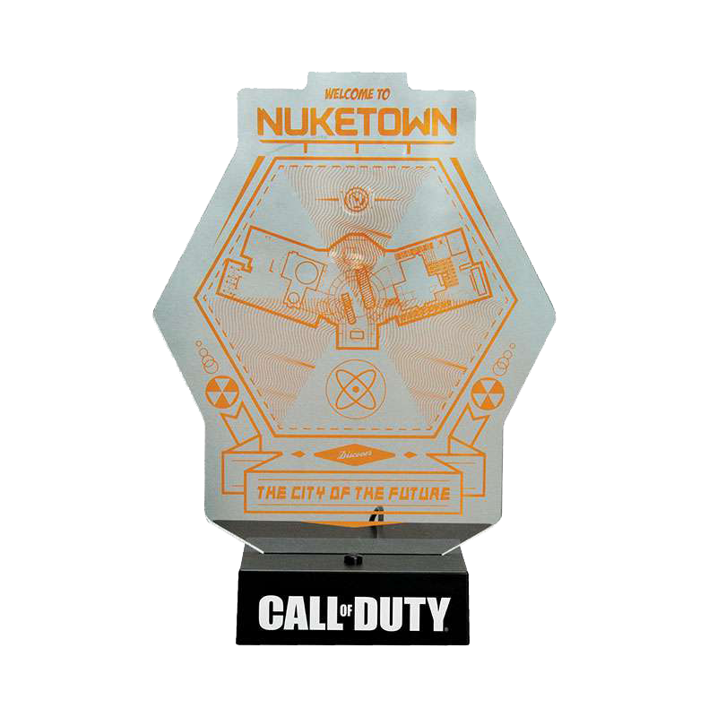 Call of Duty Nuketown Licht