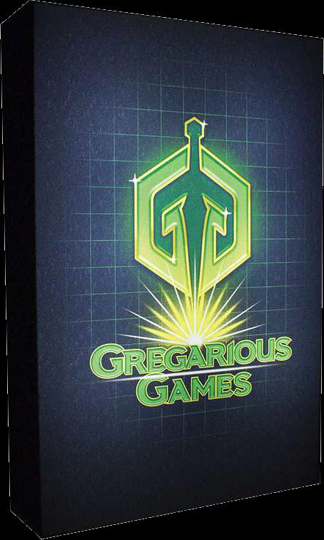 Gregarious Games Luminart (Ready Player One)