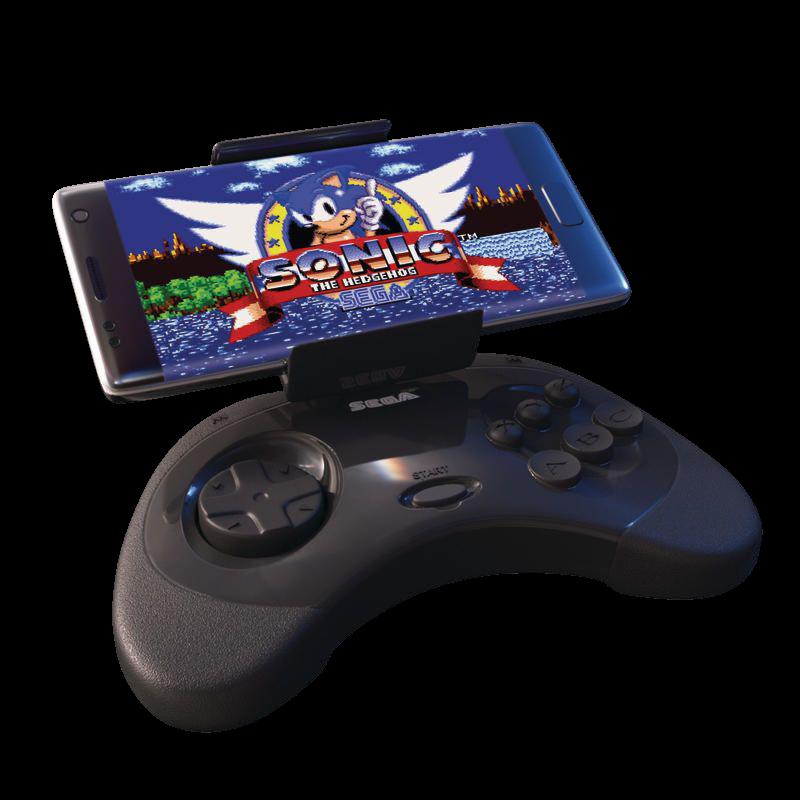 Sega Smartphone Controller