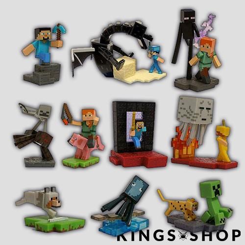 Minecraft Craftables Figur 6 cm