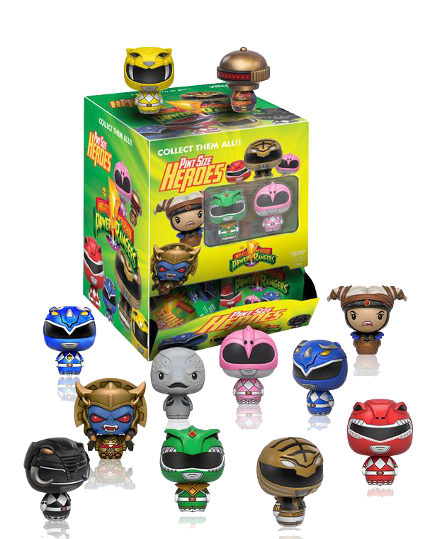 Pint Size Heroes: Power Rangers Blind-Bag