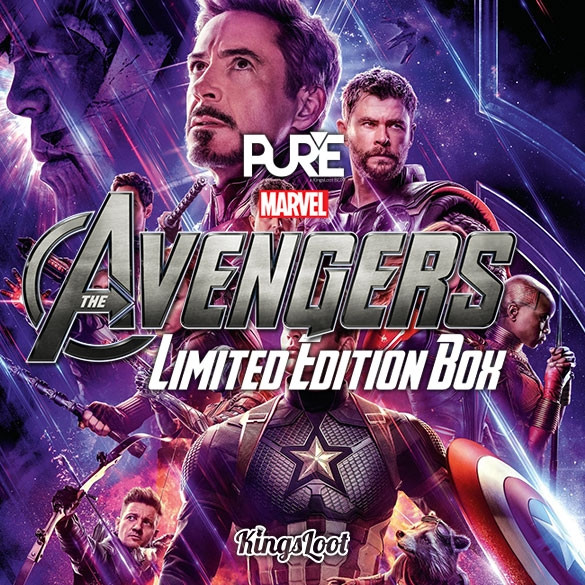 PureBox – Marvels Avengers