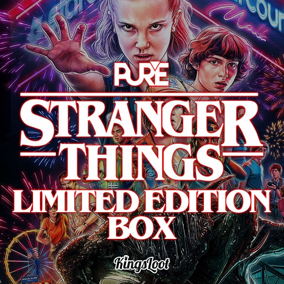 PureBox – Stranger Things