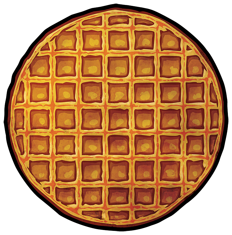 "KingsGlass ""Waffle"""