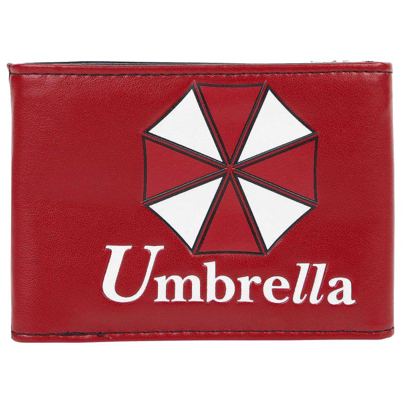 Resident Evil Geldbörse mit Umbrella Logo