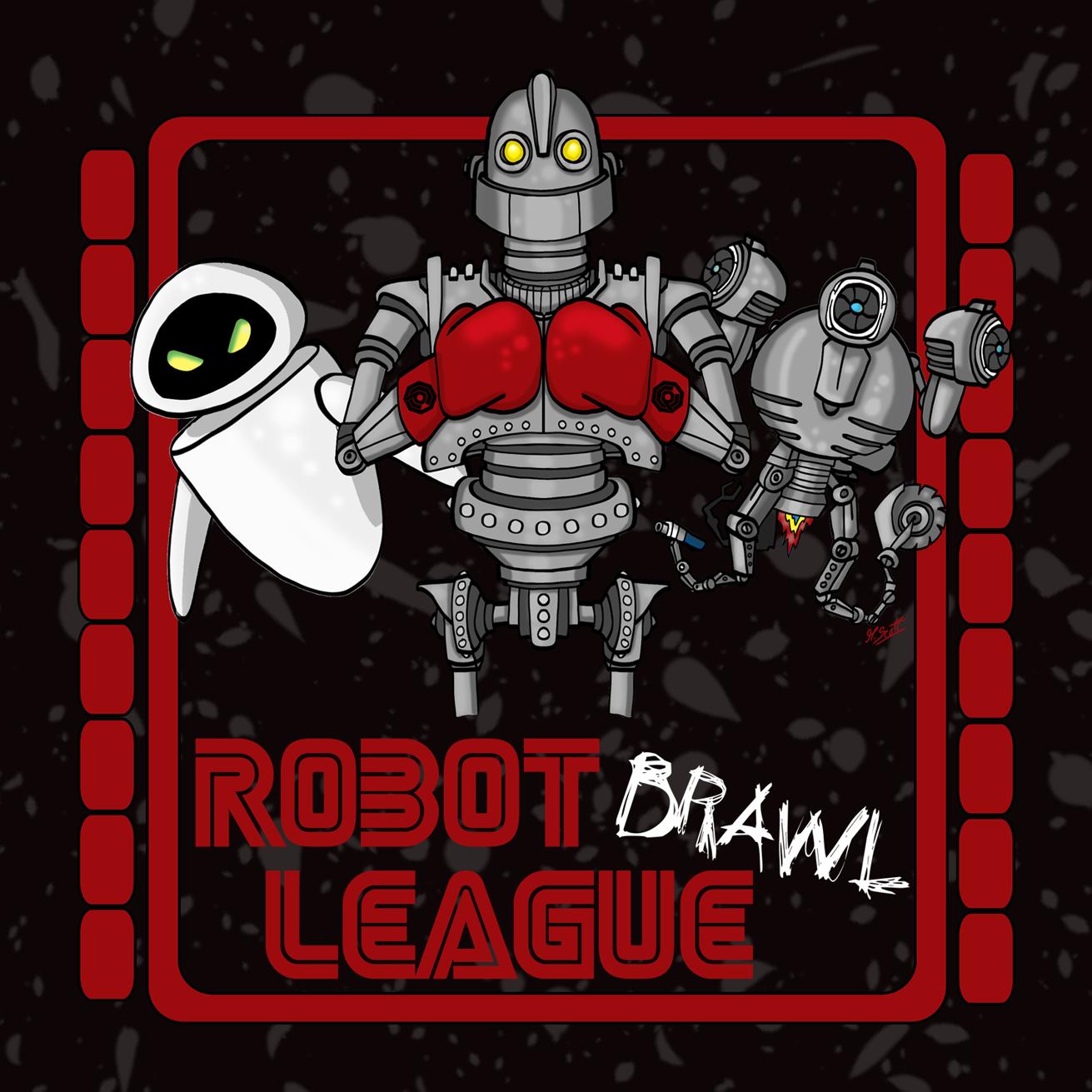 """KingsGlass """"Robot Brawl League"""""""