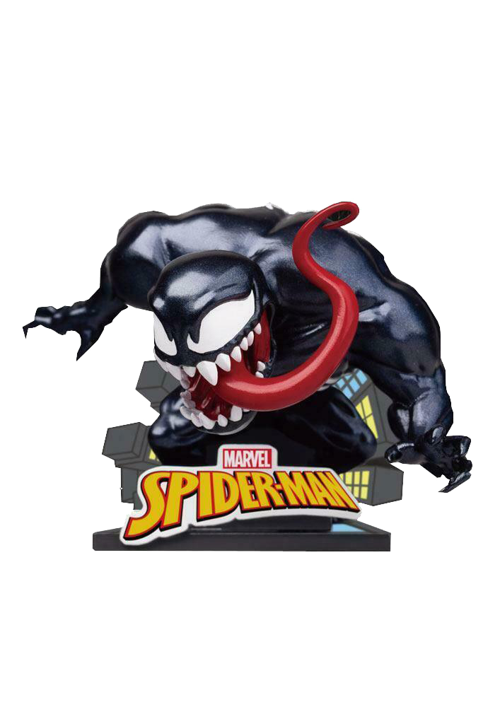 Marvel Comics Mini Egg Attack Figur Venom