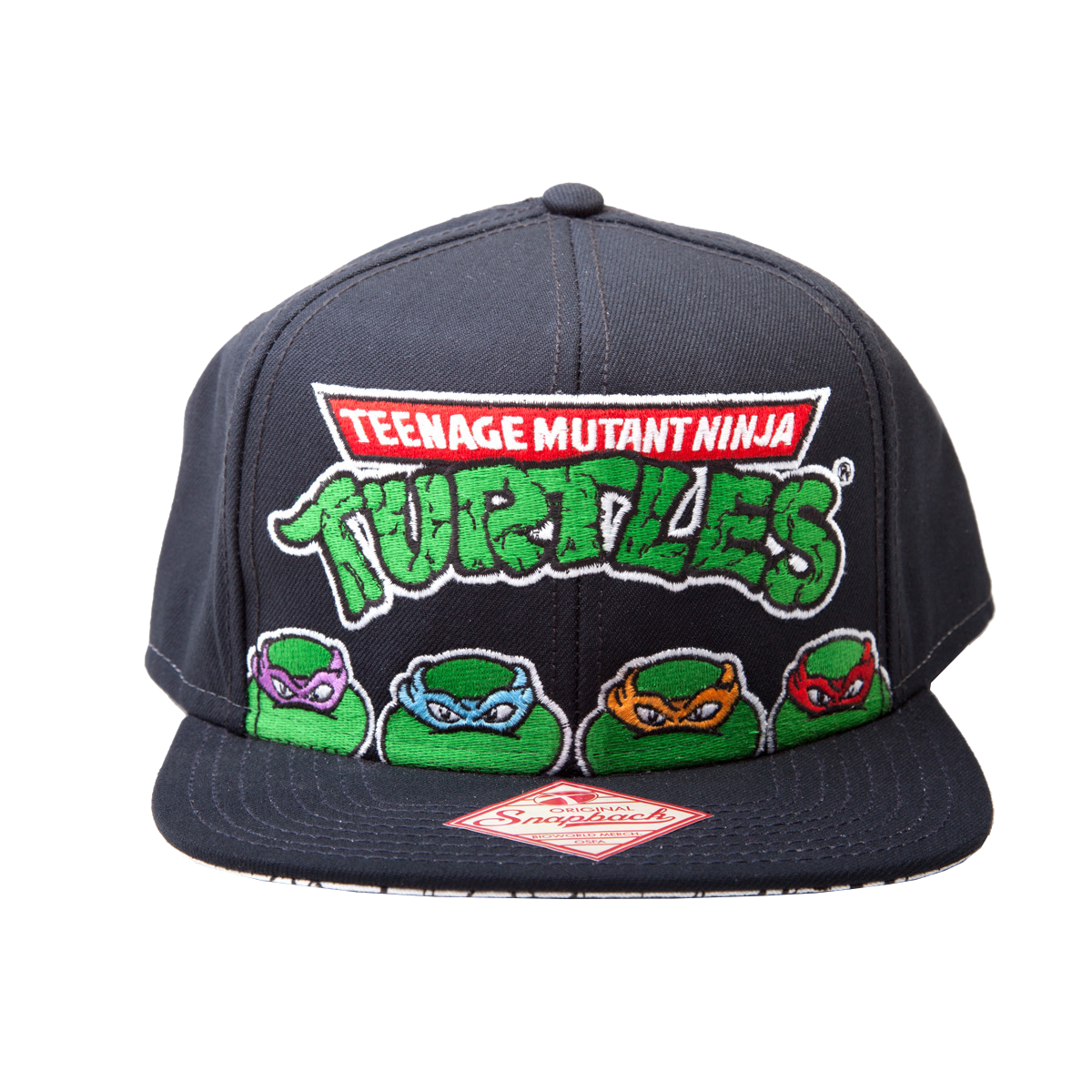 Teenage Mutant Ninja Turtles Snapback Cap