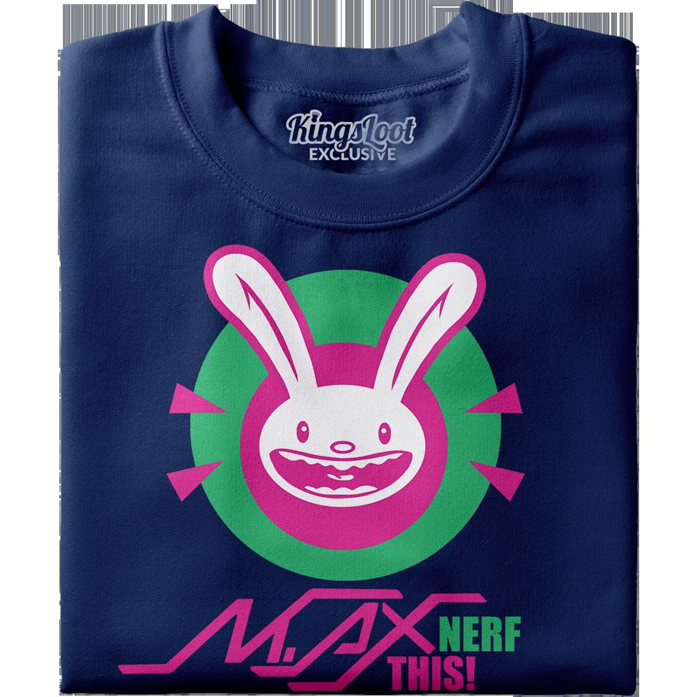 """""""M.AX Nerf This!"""" Premium T-Shirt"""