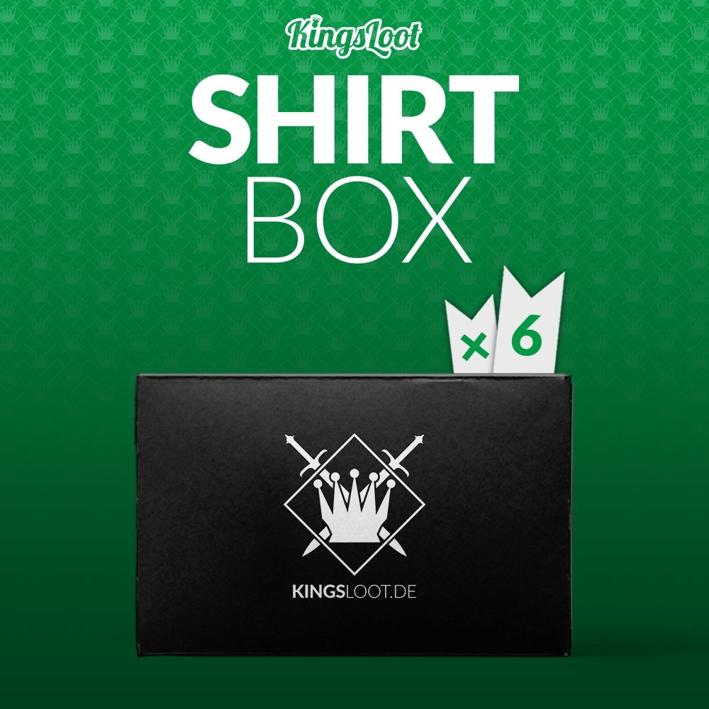 ShirtBox 6 Monate+