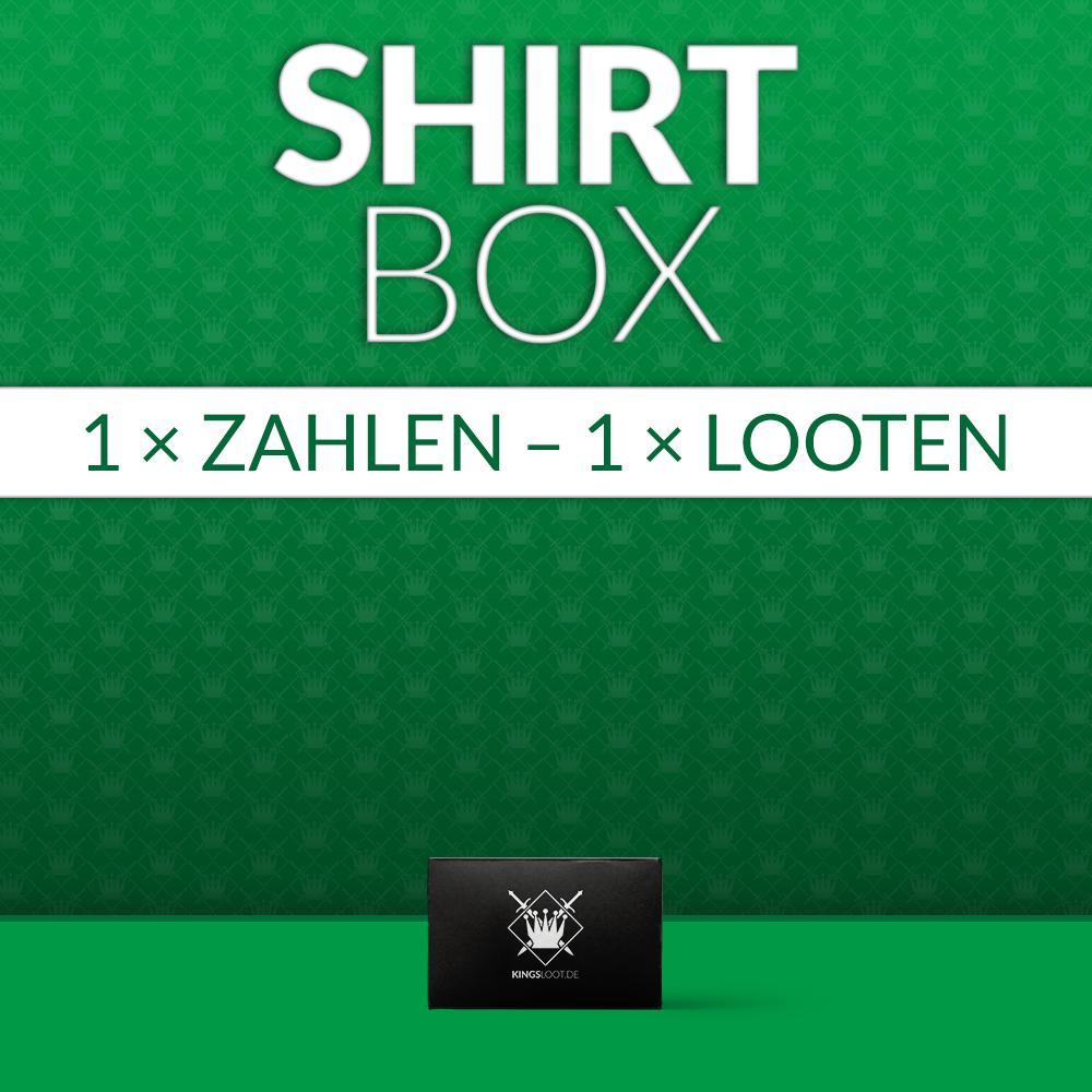 ShirtBox einzeln für 1 Monat