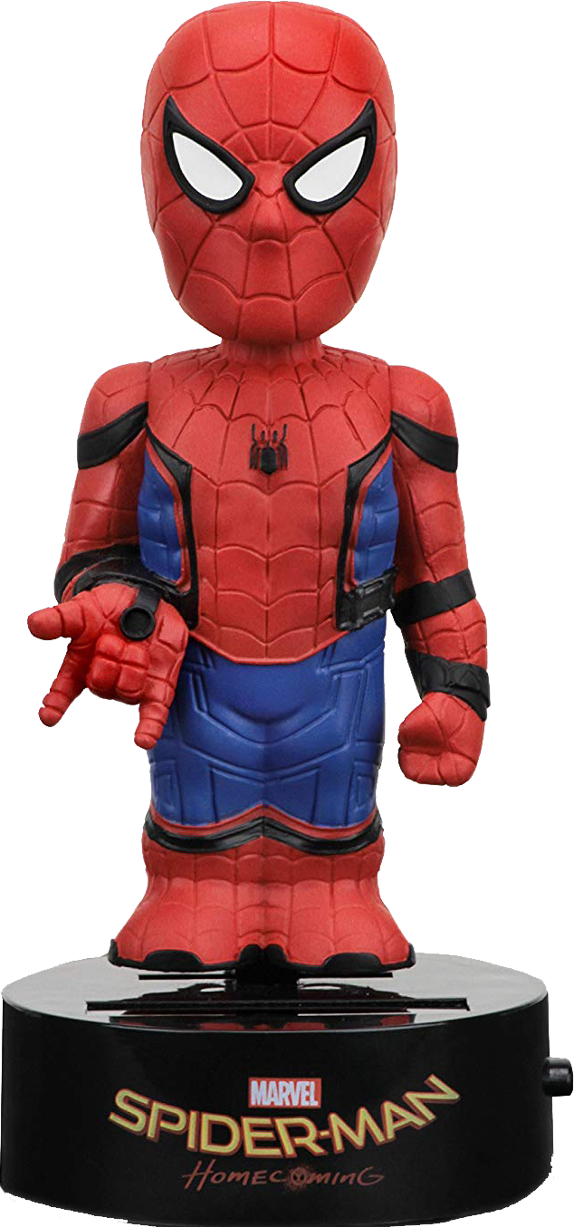 Spider-Man Homecoming Body Knocker Wackelfigur