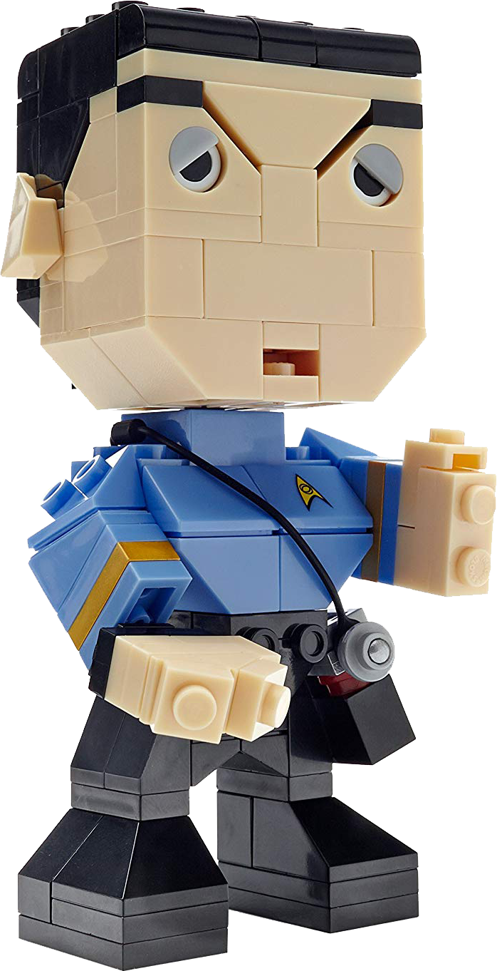 Star Trek Kubros Figur Spock