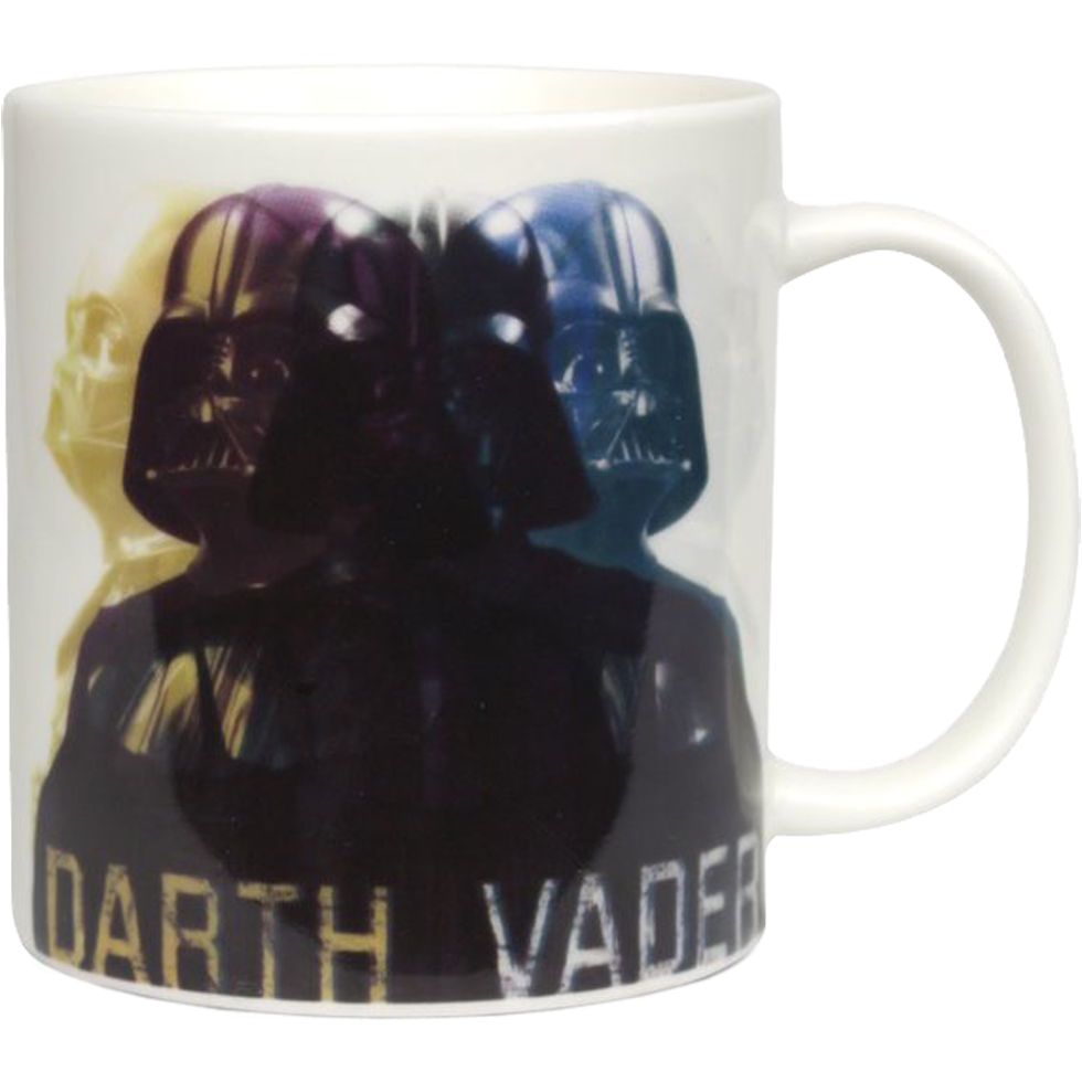 """Darth Vader"" Star Wars Tasse mit Sound"