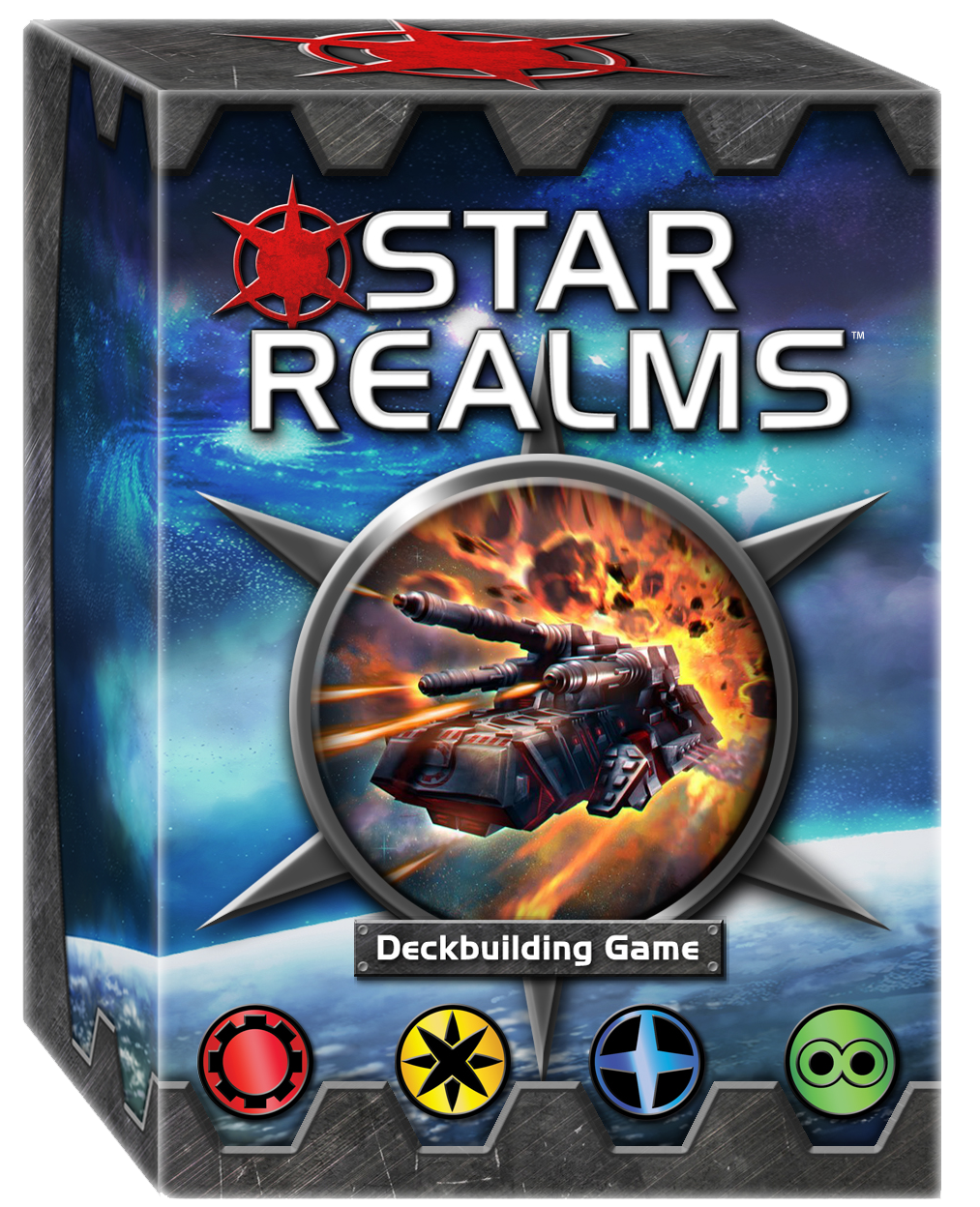 Star Realms Deckbuilding Game Starter Pack