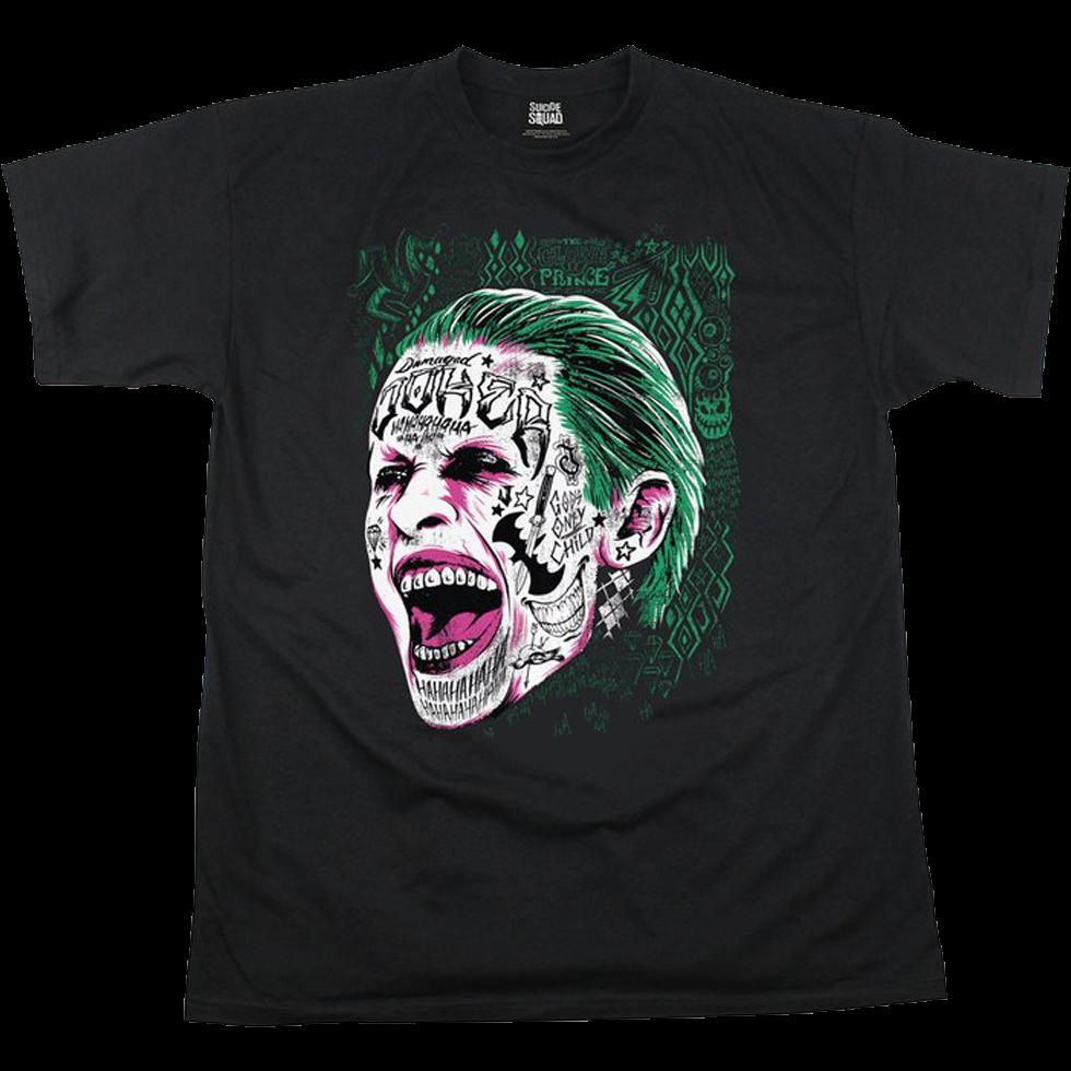 """Suicide Squad """"Joker"""" T-Shirt"""