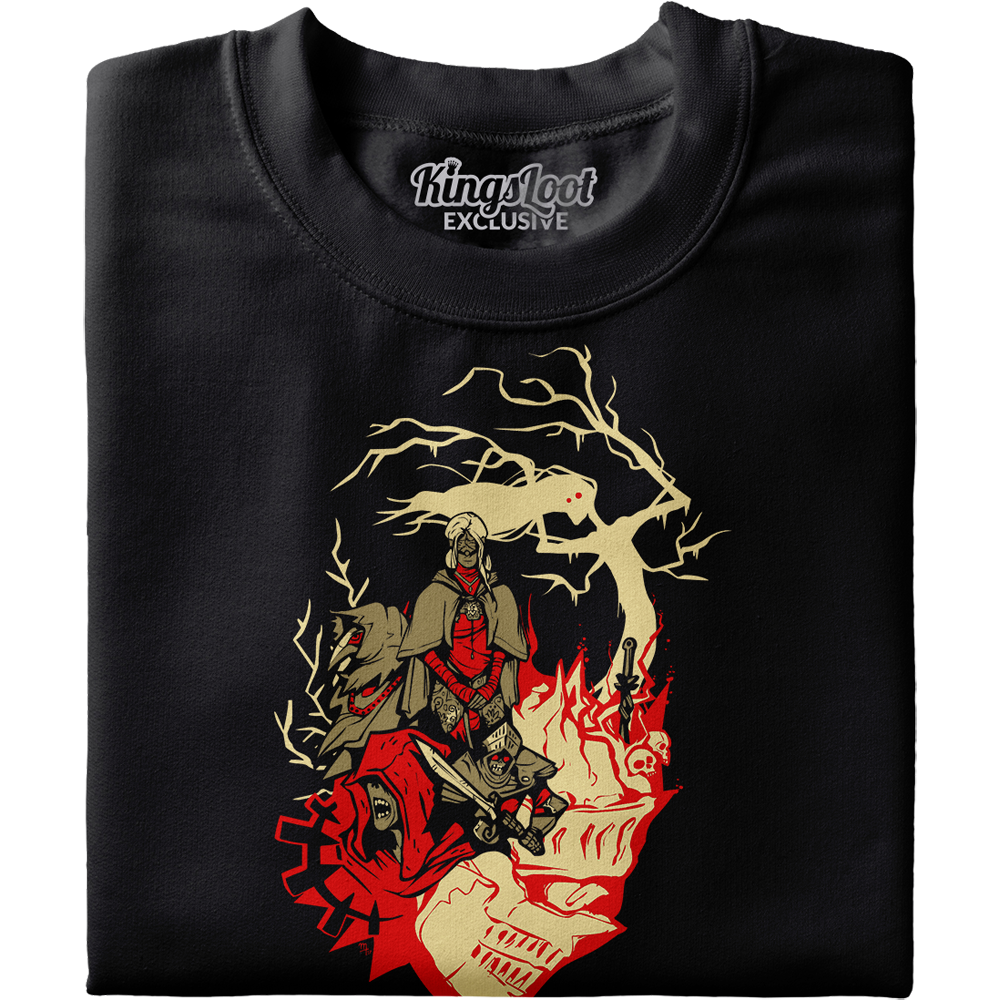 """Darkest Souls"" Premium T-Shirt"