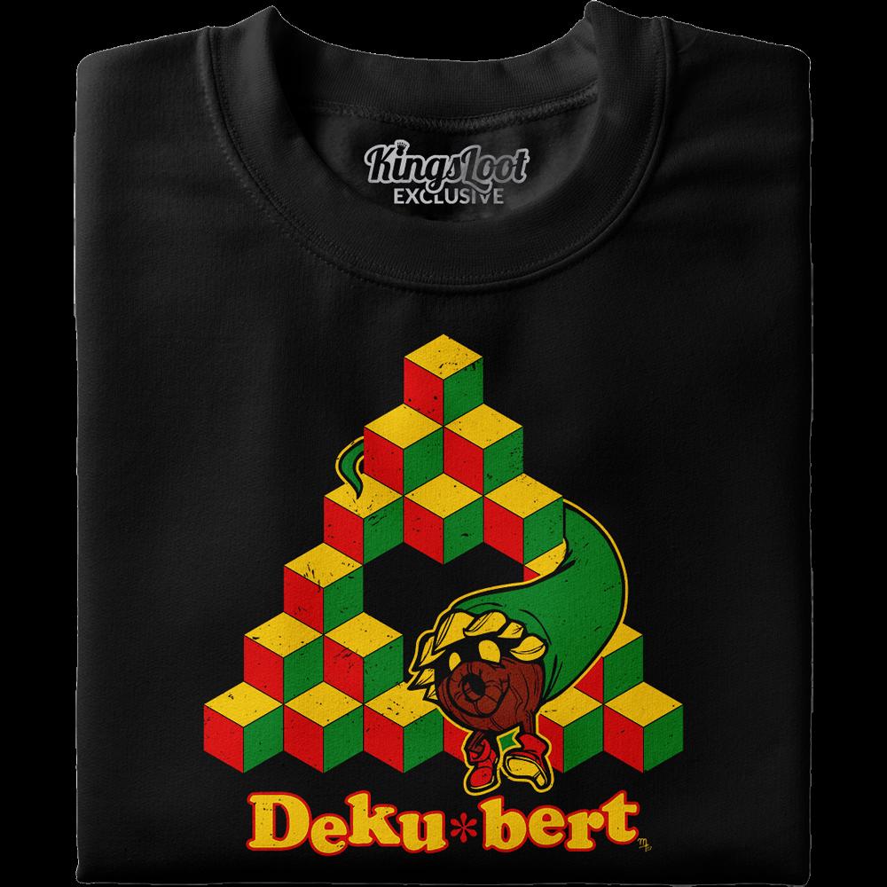 """""""Deku*Bert"""" Premium T-Shirt"""
