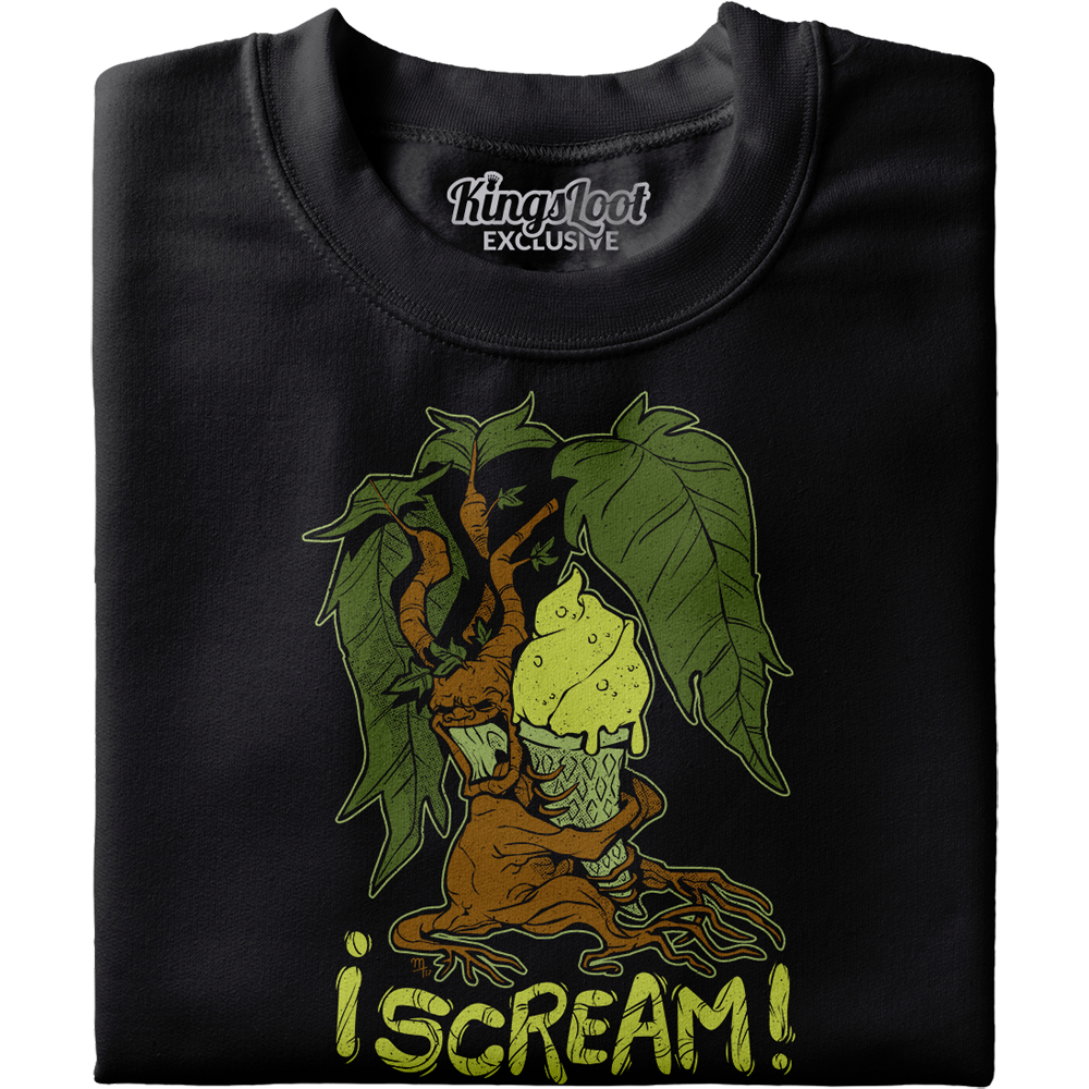 """I Scream!"" Premium T-Shirt"