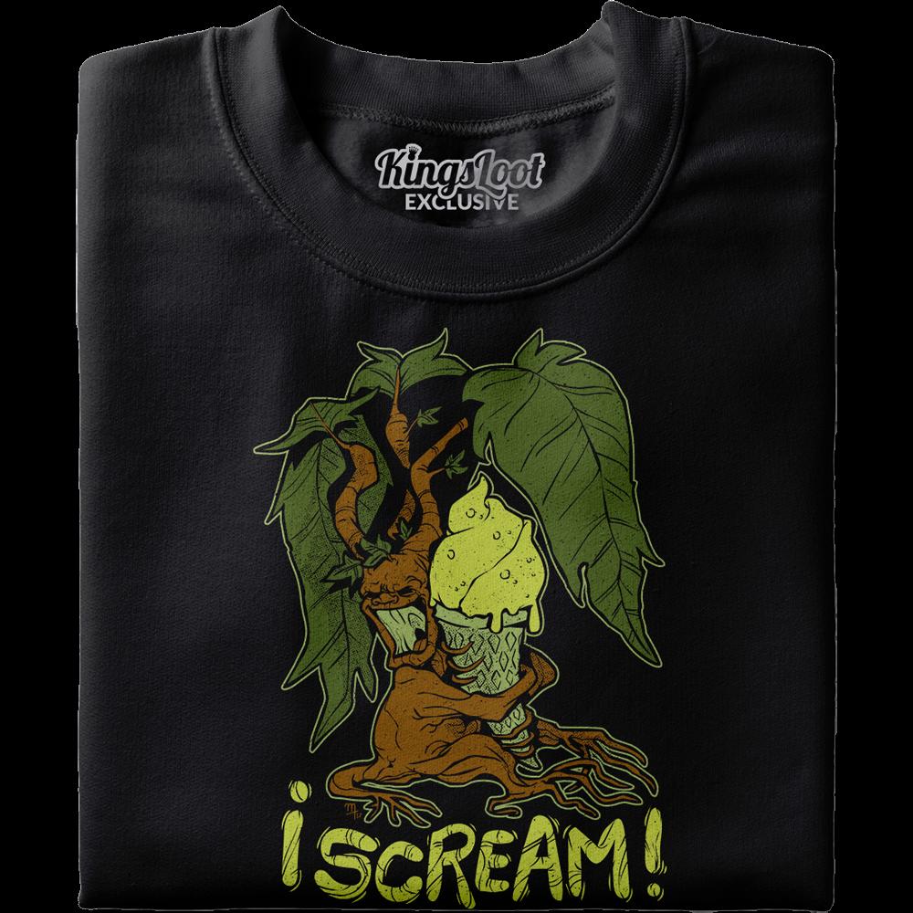 """""""I Scream!"""" Premium T-Shirt"""