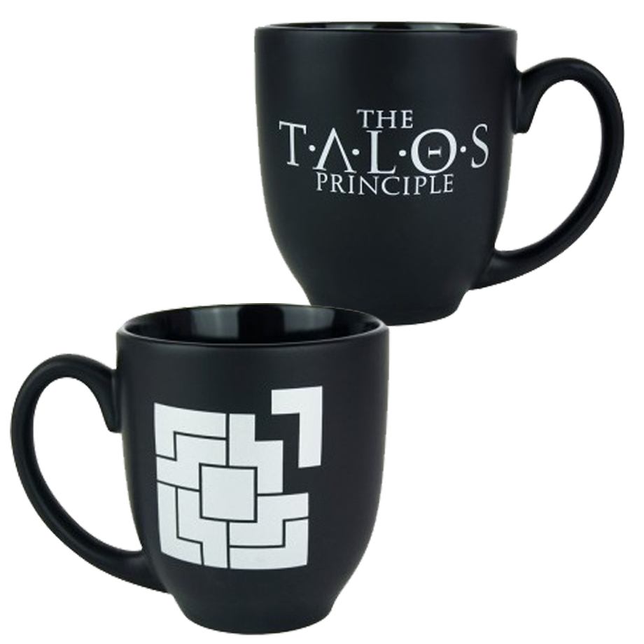 The Talos Principle Puzzle Tasse