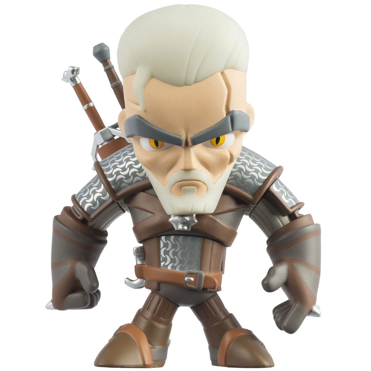 The Witcher 3 Wild Hunt - Geralt of Rivia Vinyl Figur