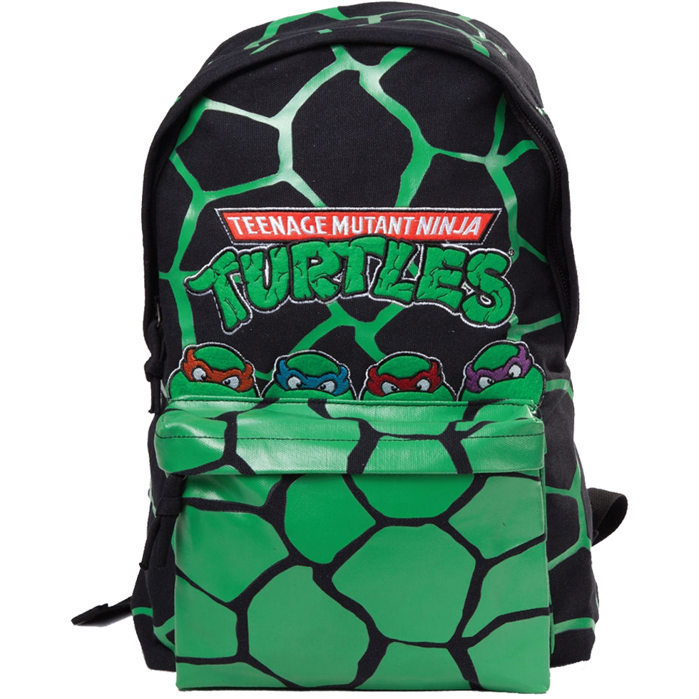 Teenage Mutant Ninja Turtles Retro-Rucksack