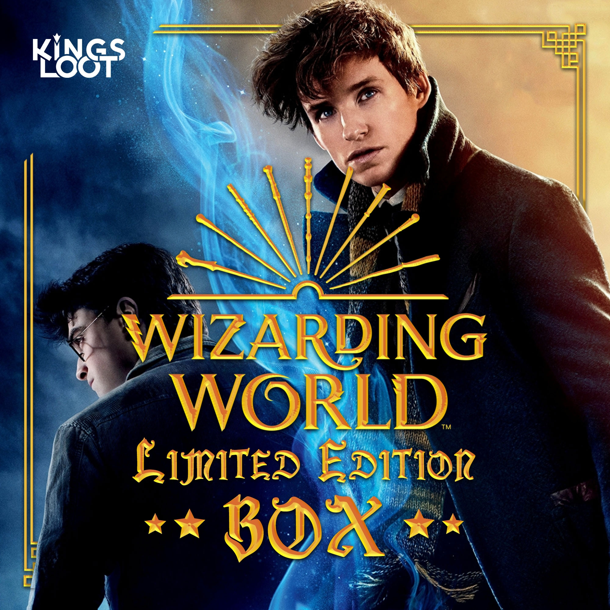 Wizarding World – Limited Edition Box