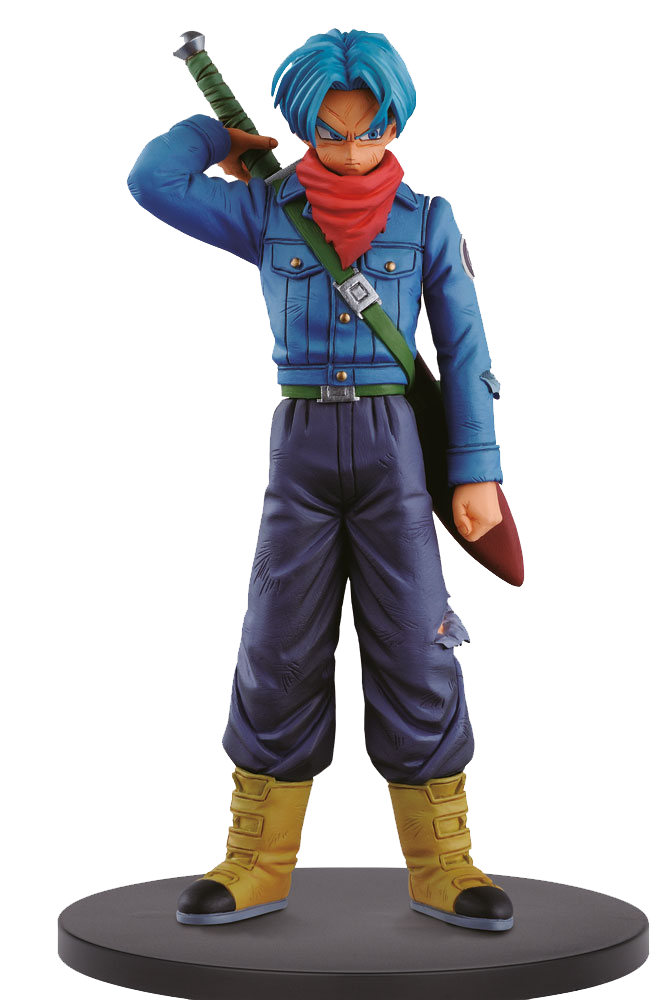 Dragonball Super Warriors Vol. 1 DXF Figur Trunks 17 cm