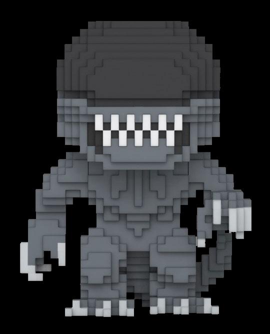 Funko POP! 8-Bit Alien: Xenomorph