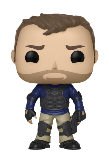 Funko POP! Television The Walking Dead: Richard