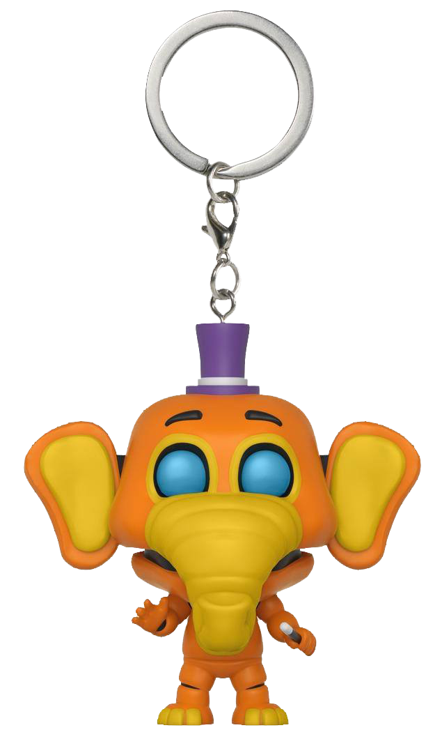Funko Pocket POP! Five Nights at Freddy's Pizzeria Simulator Vinyl Schlüsselanhänger Orville