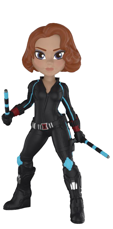 Funko Rock Candy Avengers Age of Ultron: Black Widow