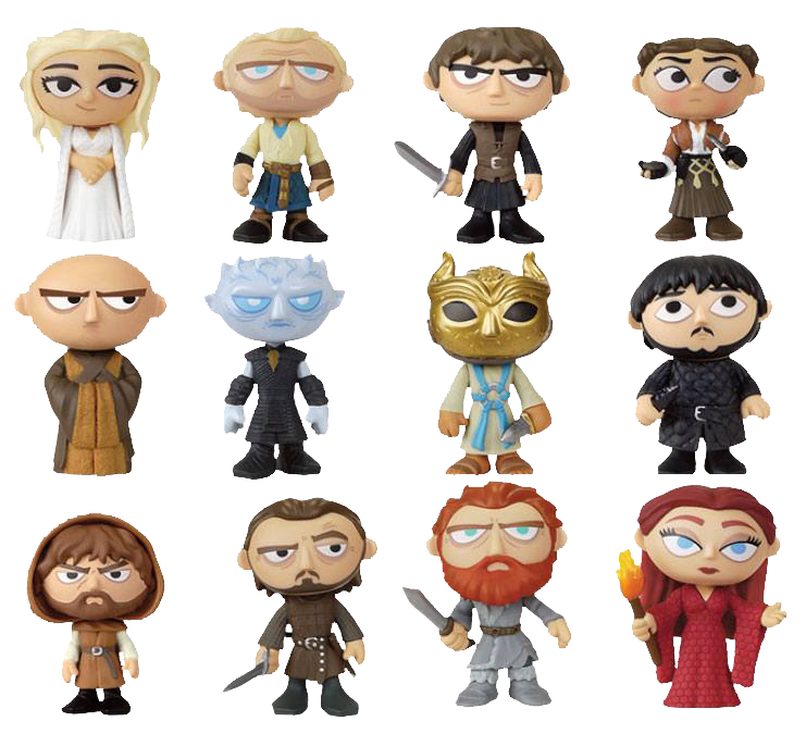 Game of Thrones Mystery Mini Serie 3 Blind Box
