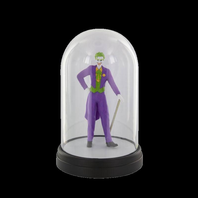 Batman The Joker 3D Bell Jar Collectable Light