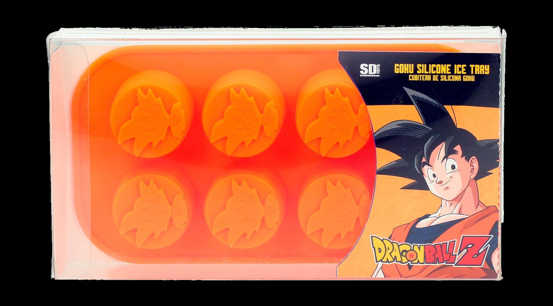 Dragon Ball Z Eiswürfel Silikon-Form Goku